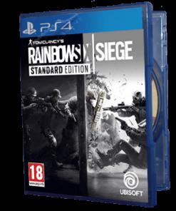 خرید بازی دست دوم و کارکرده Tom Clancy's Rainbow Six Siege برای PS4