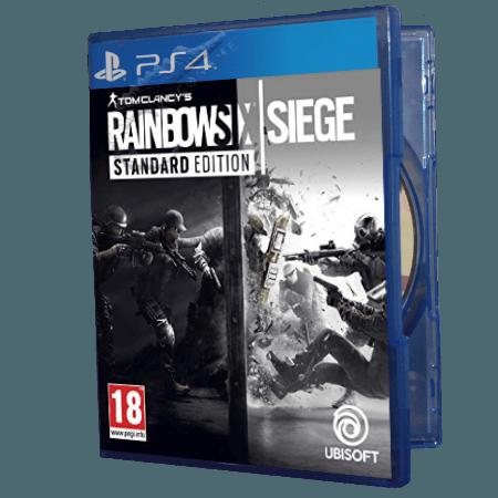 خرید بازی دست دوم و کارکرده Tom Clancy's Rainbow Six Siege برای PS4 |