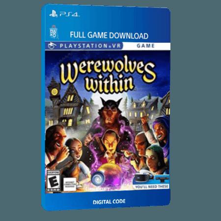 خرید بازی دیجیتال Werewolves Within VR