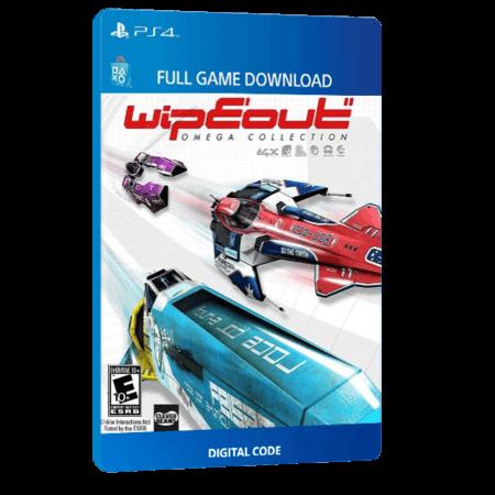 خرید بازی دیجیتال Wipeout Omega Collection