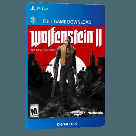 خرید بازی دیجیتال Wolfenstein II The New Colossus