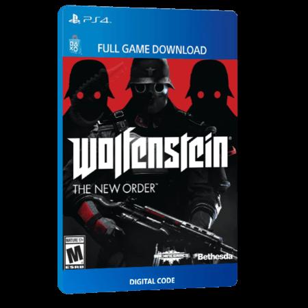 خرید بازی دیجیتال Wolfenstein The New Order