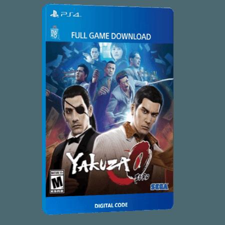 خرید بازی دیجیتال YAKUZA 0
