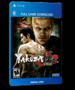خرید بازی دیجیتال YAKUZA KIWAMI 2