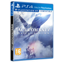 خرید بازی Ace Combat 7 Skies Unknown برای PS4