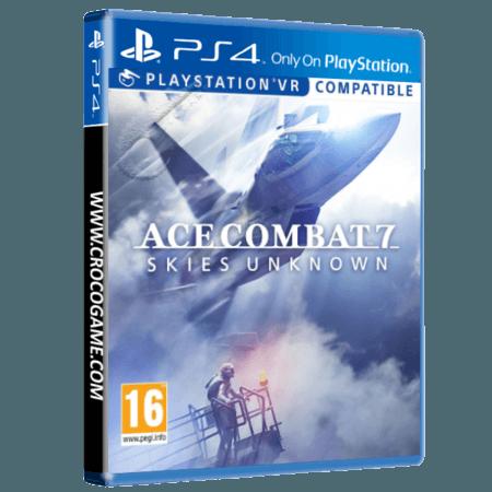 خرید بازی Ace Combat 7 Skies Unknown برای PS4