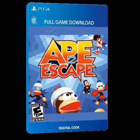 خرید بازی دیجیتال Ape Escape 2 برای PS4