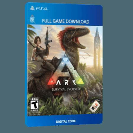 خرید بازی دیجیتال ARK Survival Evolved برای PS4