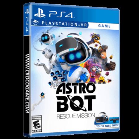 خرید بازی Astro Bot Rescue Mission برای PS4