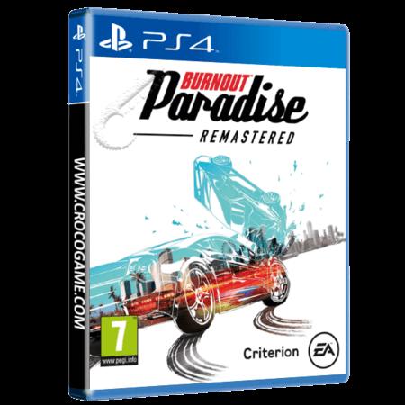 خرید بازی Burnout Paradise Remastered برای PS4