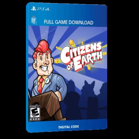 خرید بازی دیجیتال Citizens of Earth