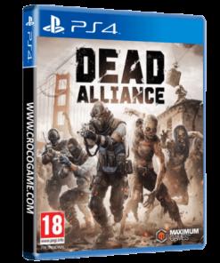 خرید بازی Dead Alliance برای PS4
