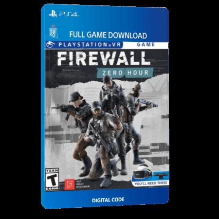 خرید بازی دیجیتال Firewall Zero Hour