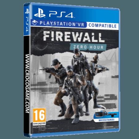 خرید بازی Firewall Zero Hour برای PS4