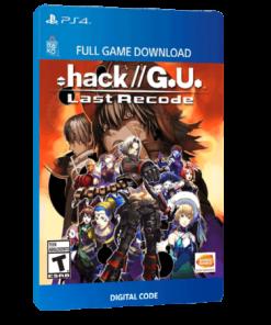خرید بازی دیجیتال .hack//G.U. Last Recorde