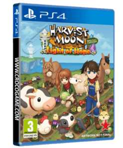 خرید بازی Harvest Moon Light of Hope Special Edition برای PS4