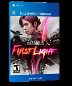 خرید بازی دیجیتال InFAMOUS First Light