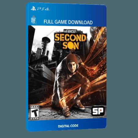 خرید بازی دیجیتال InFAMOUS Second Son