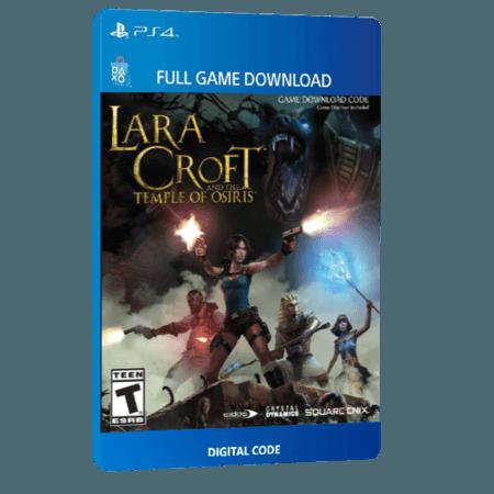 خرید بازی دیجیتال Lara Croft and The Temple of Osirisبرای PS4