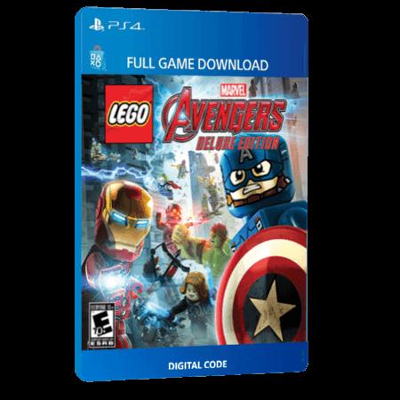 خرید بازی دیجیتال LEGO Marvel's Avengers Deluxe Edition