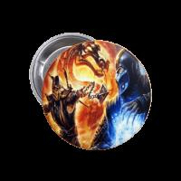 خرید پیکسل طرح Mortal Kombat