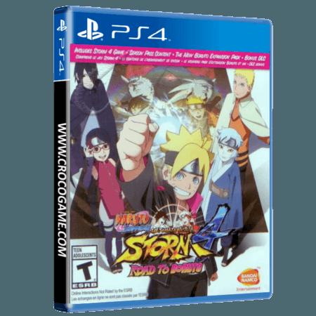 خرید بازی Naruto Shippuden Ultimate Ninja Storm 4 Road To Boruto برای PS4