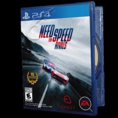 خرید بازی دست دوم و کارکرده Need for Speed Rivals برای PS4