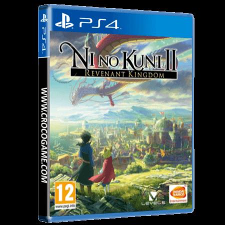 خرید بازی Ni No Kuni 2 Revenant Kingdom برای PS4