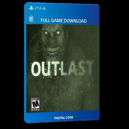 خرید بازی دیجیتال Outlast