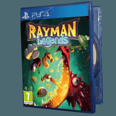 خرید بازی دست دوم و کارکرده Rayman Legends برای PS4