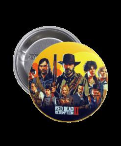 خرید پیکسل طرح Red Dead Redemption 2