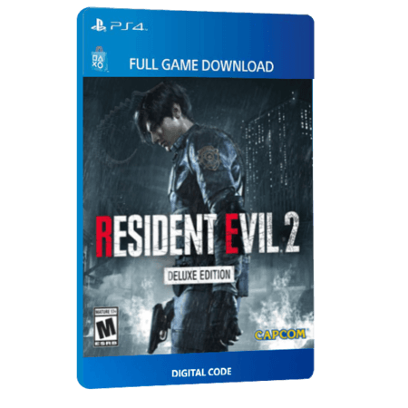 خرید بازی دیجیتال Resident Evil 2 Deluxe Edition