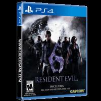 خرید بازی Resident Evil 6 برای PS4