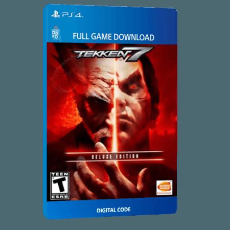 خرید بازی دیجیتالTEKKEN 7 Deluxe Edition