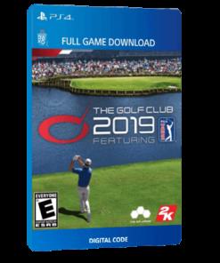 خرید بازی دیجیتال The Golf Club 2019 Featuring PGA Tourبرای PS4