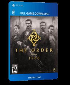 خرید بازی دیجیتال The Order 1886