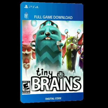 خرید بازی دیجیتال Tiny Brainsبرای PS4