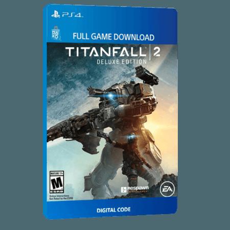 خرید بازی دیجیتال Titanfall 2 Deluxe Editionبرای PS4