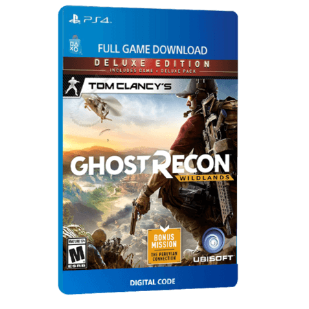 خرید بازی دیجیتال Tom Clancy's Ghost Recon Wildlands Deluxe Edition