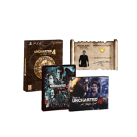 خرید بازی Uncharted 4 A Thiefs End Special Edition برای PS4