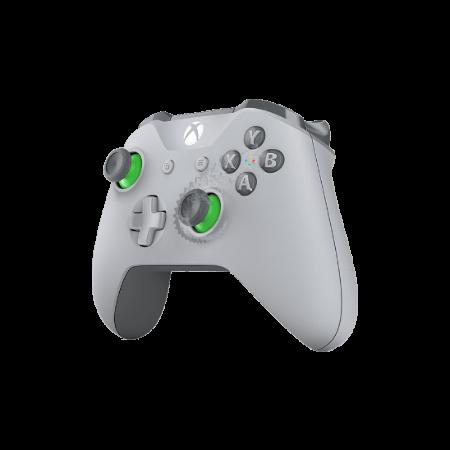 خرید دسته خاکستری و سبز Xbox One Grey/Green Wireless Controller