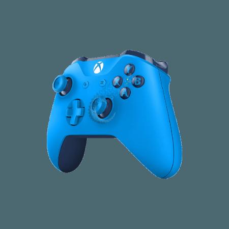 خرید دسته آبی Xbox One Blue Wireless Controller
