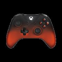 خرید دسته آتش فشانی Xbox One Volcano Shadow Special Edition Wireless Controller