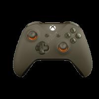 خرید دسته سبز و نارنجی Xbox One Green/Orange Wireless Controller