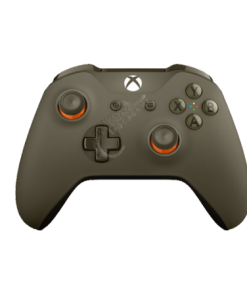 خرید دسته سبز و نارنجی Xbox One Green/Orange Wireless Controller
