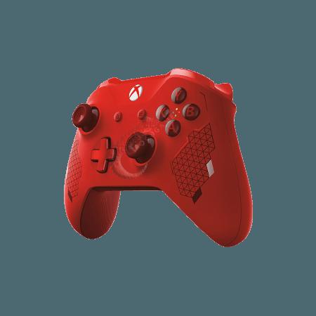 خرید دسته قرمز اسپرت Xbox One Sport Red Special Edition Wireless Controller
