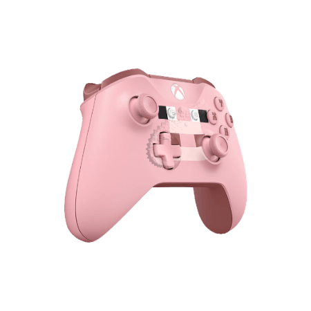 خرید دسته ماینکرفت Xbox One Minecraft Pig Wireless Controller