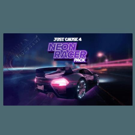 خرید بازی Just Cause 4 Day One Edition Includes Game + Neon Racer Pack برای PS4