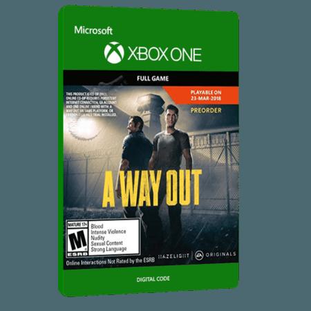 خرید بازی دیجیتال A Way Out