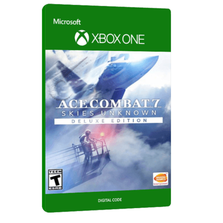 خرید بازی دیجیتال Ace Combat 7 Skies Unknown Deluxe Edition برای Xbox One